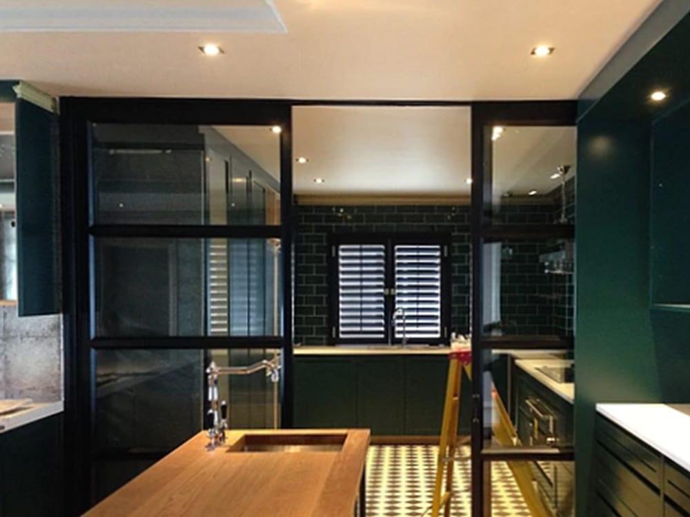 Constantia - Steel Kitchen Doors & Windows 5 - Metal Window ...