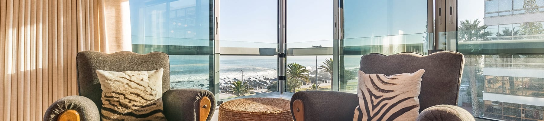 Residential Apartment Aluminium Windows Sea Point