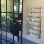 Metal WIndows French Door Shower Door Steel Hero