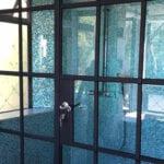 Metal Windows Steel French Shower Doors